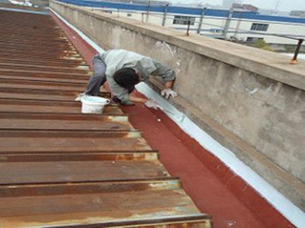 金屬屋面維修