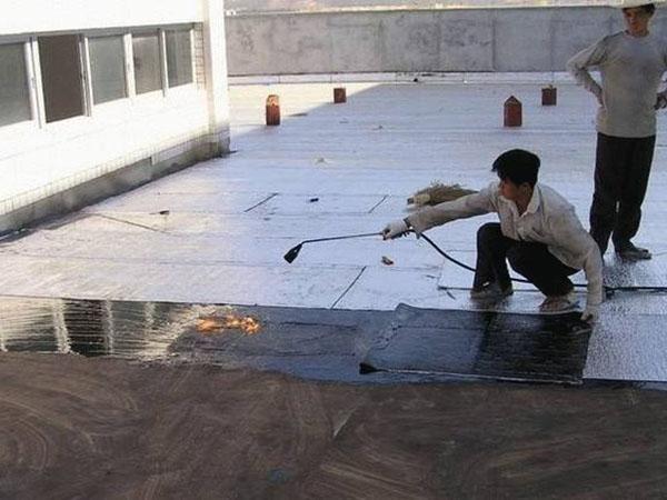 屋面防水堵漏工程